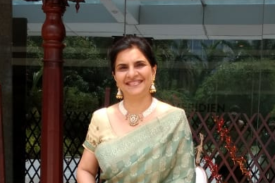 lady entrepreneur in India