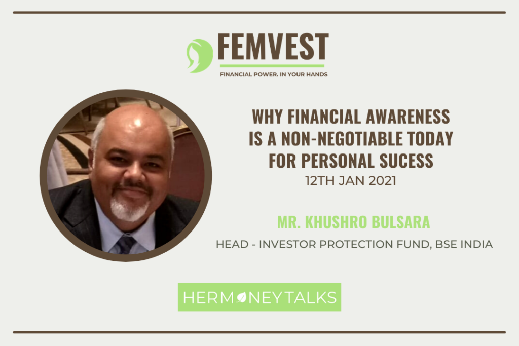 financial awareness for professional success